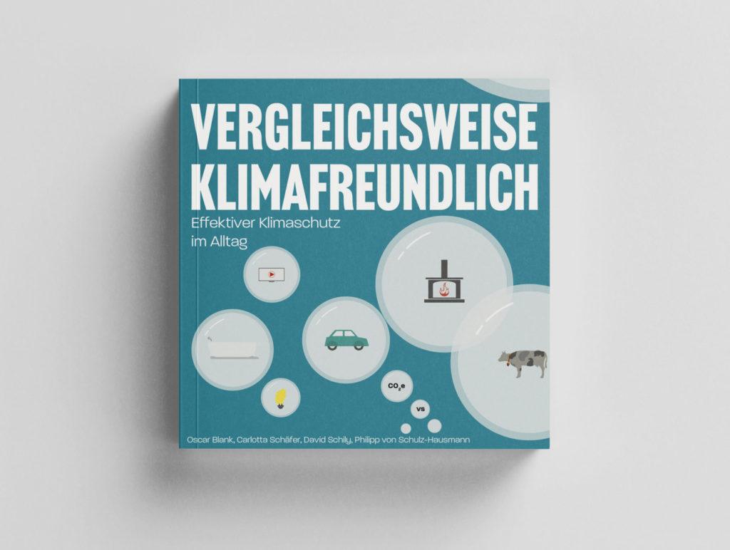 Frontcover von dem Buch Vergleichsweise Klimafreundlich