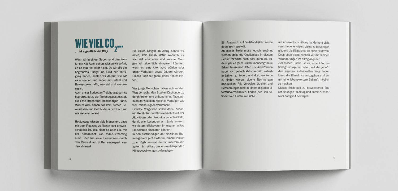 Leseprobe von dem Buch Vergleichsweise Klimafreundlich: Wie viel CO2 ist eigentlich viel CO2?